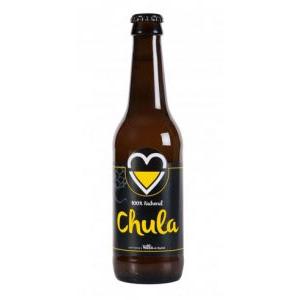 Cerveza artesanal Chula Rubia