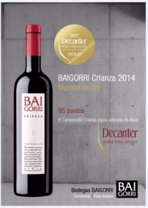 vino Baigorri